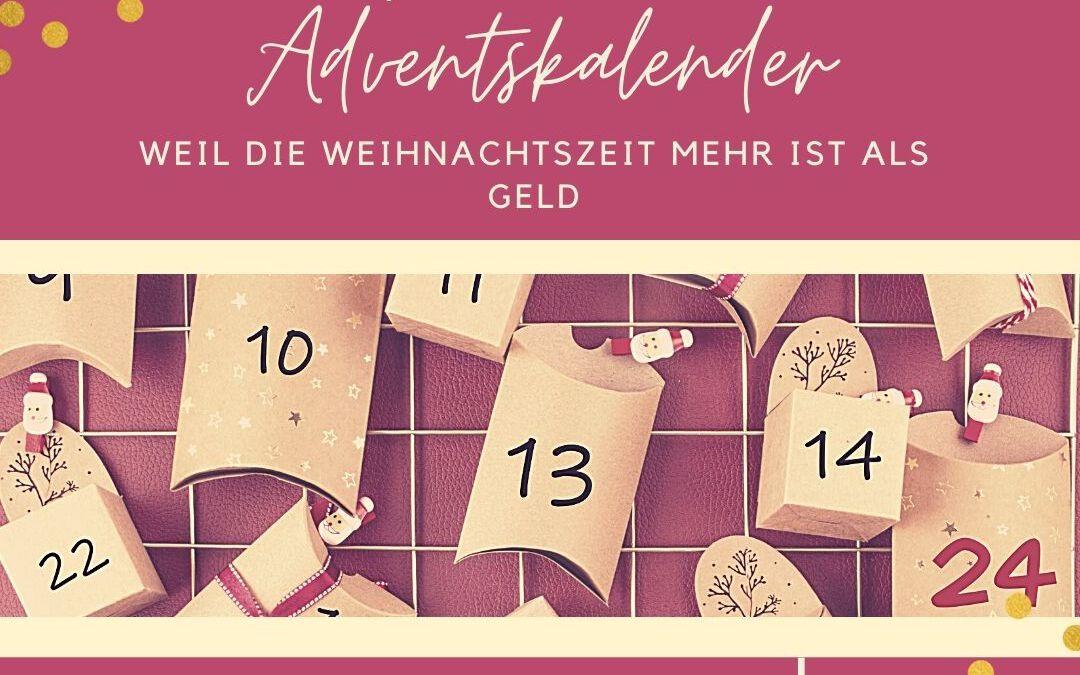 Geldlöwin Adventskalender 2020